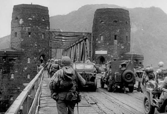 Bridge at Remagen